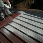corcho proyectado para impermeabilizar y aislar cubiertas